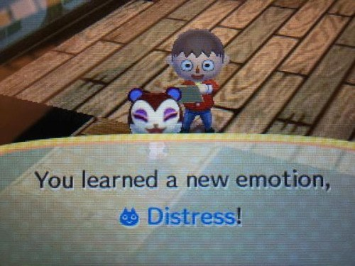 image video games distress Welcome to Adulthood!
