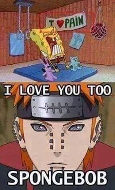 anime SpongeBob SquarePants cartoons funny - 8774161408