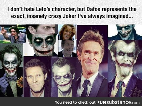 jared-leto-dafoe-joker-dc-comics-acting-talent-perfect-villain