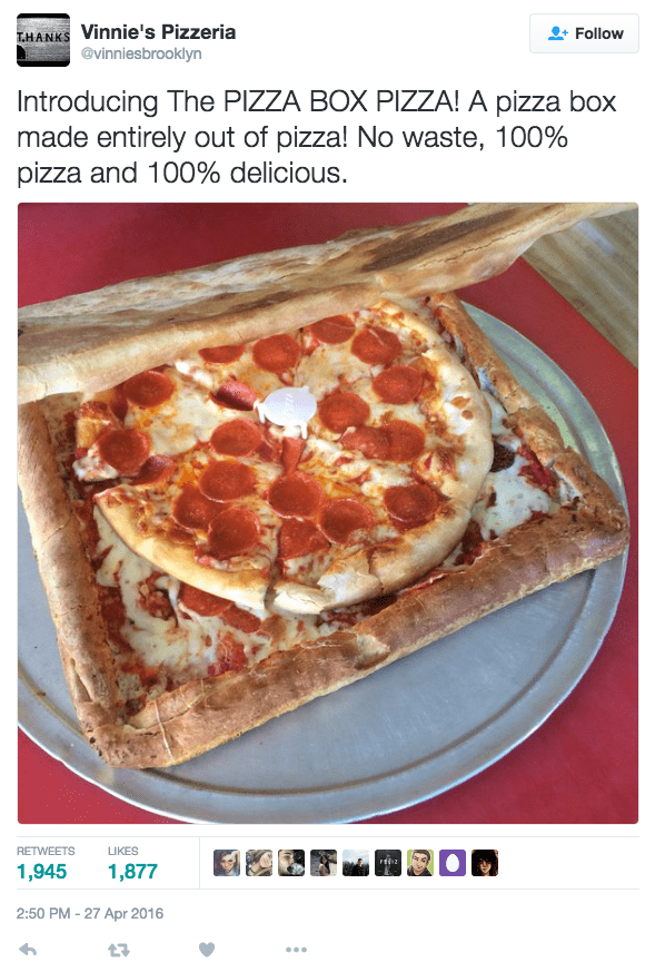 win genius pizza pox is a pizza