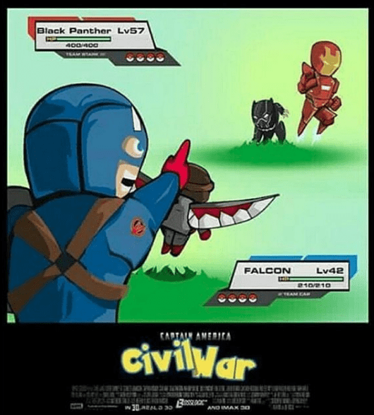 pokemon-superheroes-crossover-captain-america-civil-war-showdown