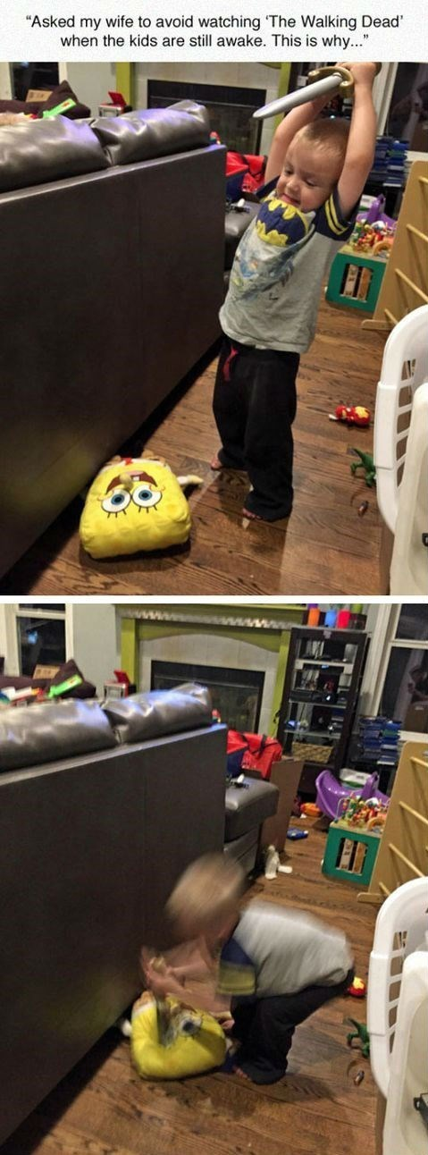 kids-watch-walking-dead-violent-spongebob-results