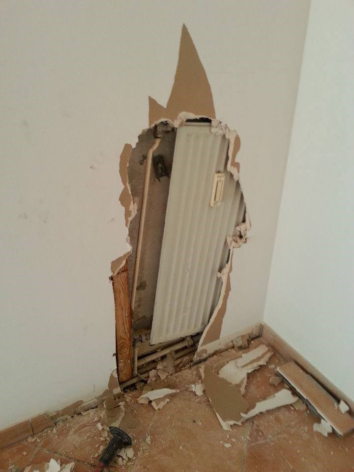 FAIL construction classic heater - 8793262080