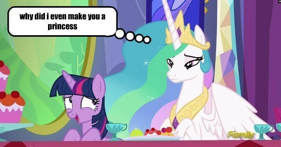 princess celestia twilight sparkle no second prances - 8793395712