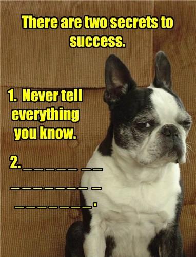 caption secrets success - 8793446400