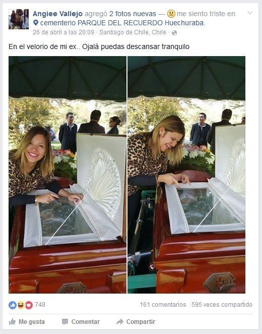 funeral del ex