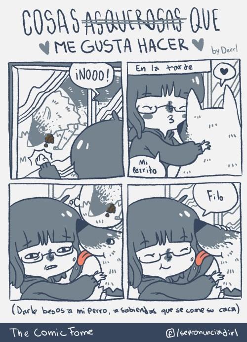 besar al perro