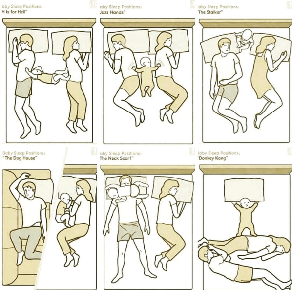 parenting-babies-different-sleep-positions-struggles
