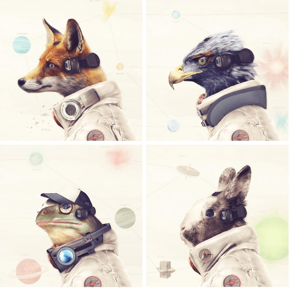 artist-creates-stunning-realistic-star-fox-portraits