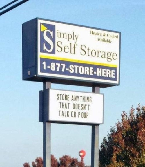 image signs trolling Then How Am I Supposed to Store My Self?
