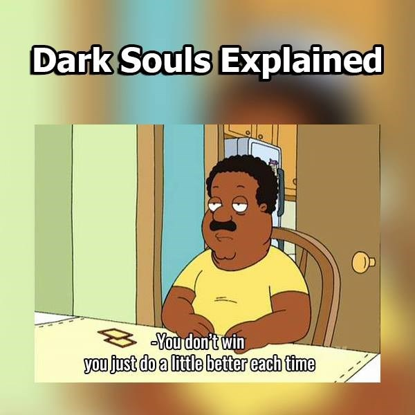 dark souls,cartoons,video games,video game logic,funny