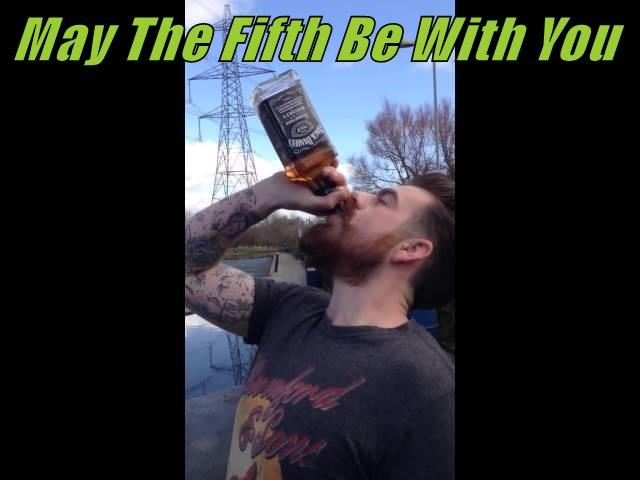 May The Fifth Be With You