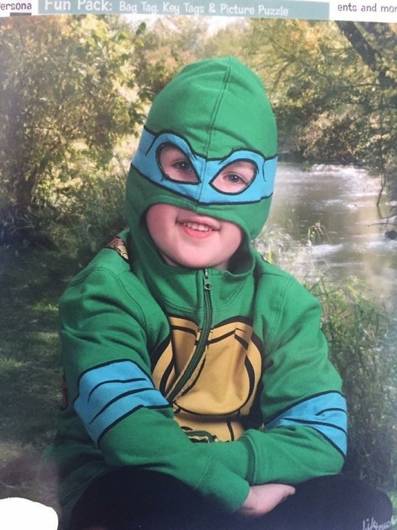 picture day,TMNT,kids,parenting