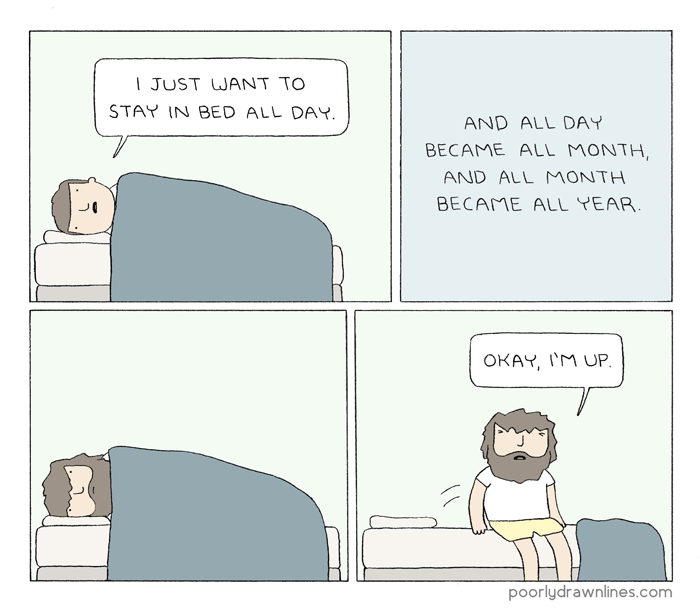 sleeping-in-bed-all-day-goals-web-comics-funny