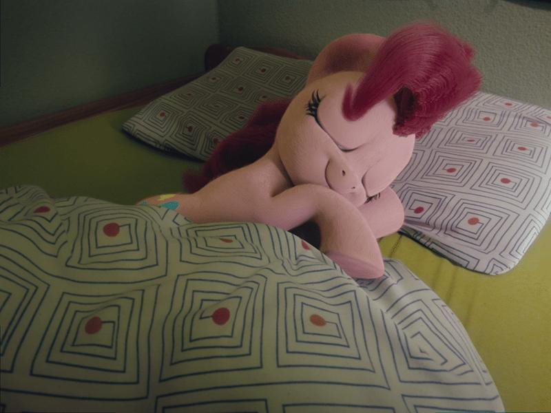 animation blender pinkie pie - 8794750720