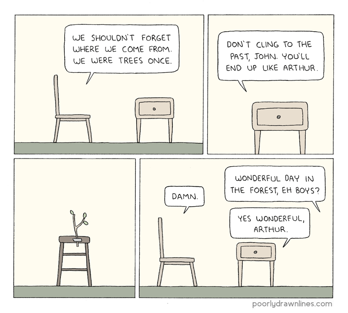 poorly-drawn-lines-web-comics-trees-origins-funny-chair