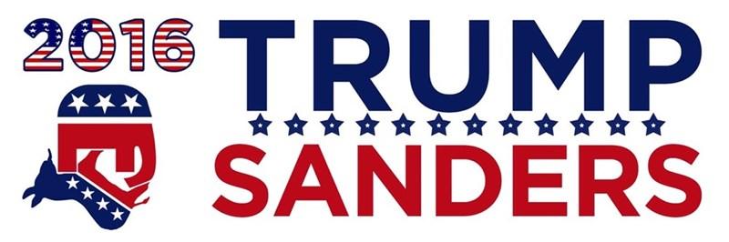 donald trump bernie sanders Democrat republican - 8794788096