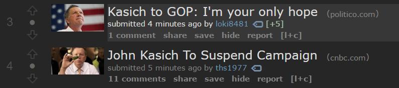 john kasich republican - 8794792192