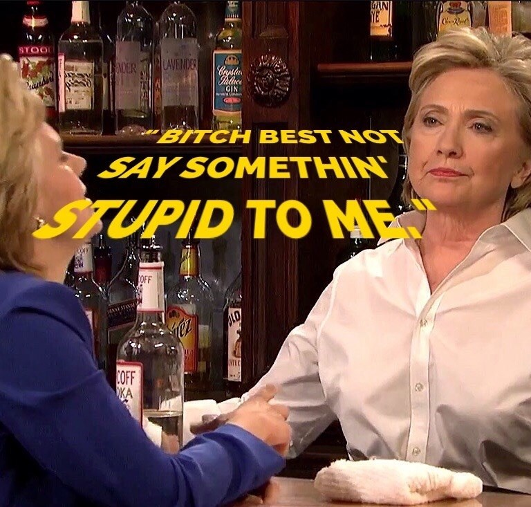 Hillary Clinton Democrat - 8794869504