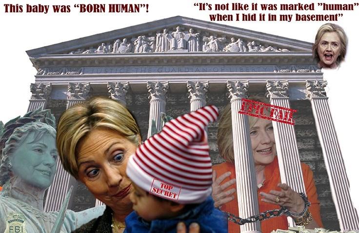 Hillary Clinton Democrat - 8794913024