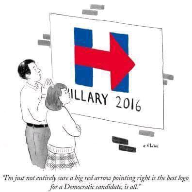 Hillary Clinton Democrat - 8794935040
