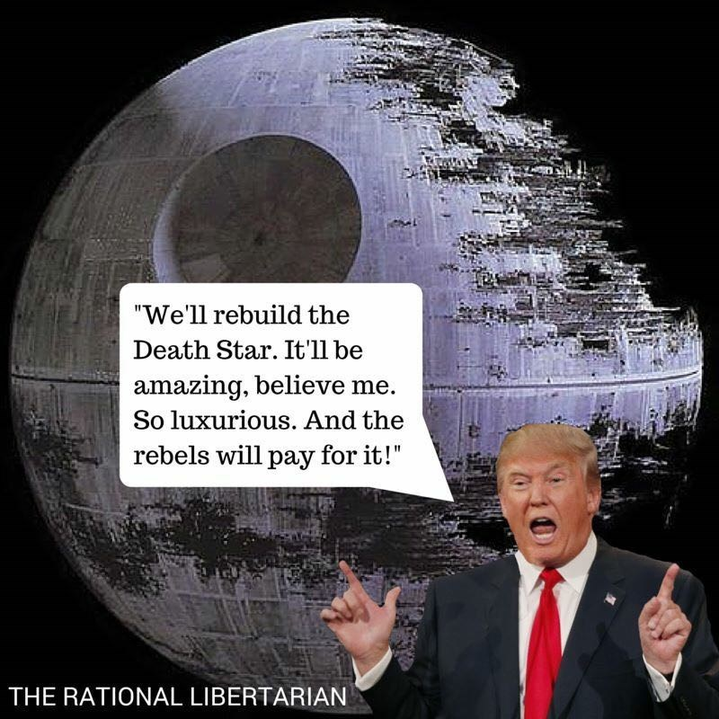 star wars donald trump republican - 8794957568