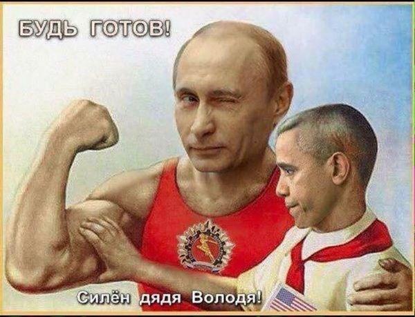Democrat barack obama Putin - 8794982912