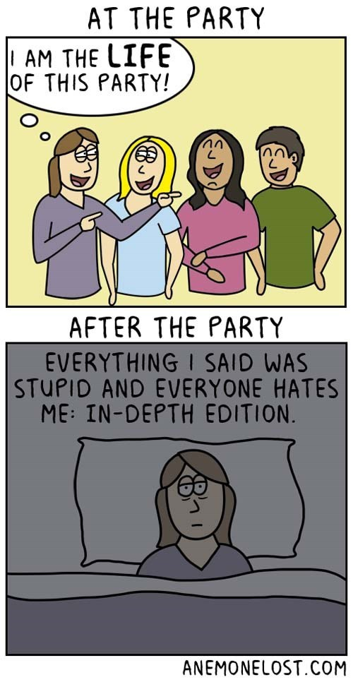 partying-with-friends-afterwards-deep-thoughts