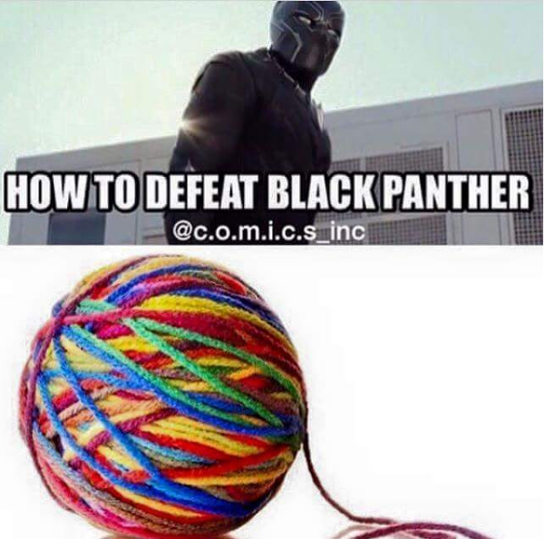 cats-yarn-vs-black-panther-defeat-superhero-answer-trolling