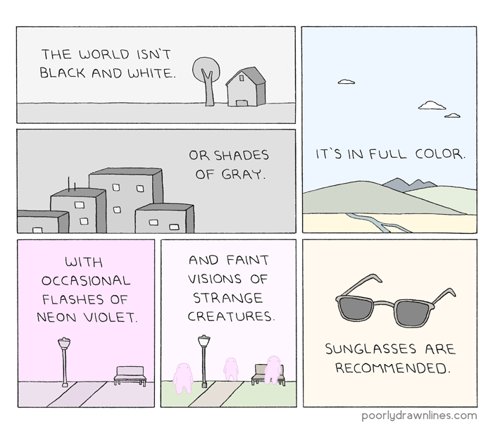 web-comics-sunglasses-multiple-colors-funny-shade