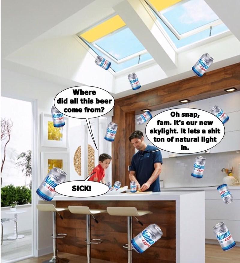 dat new skylight