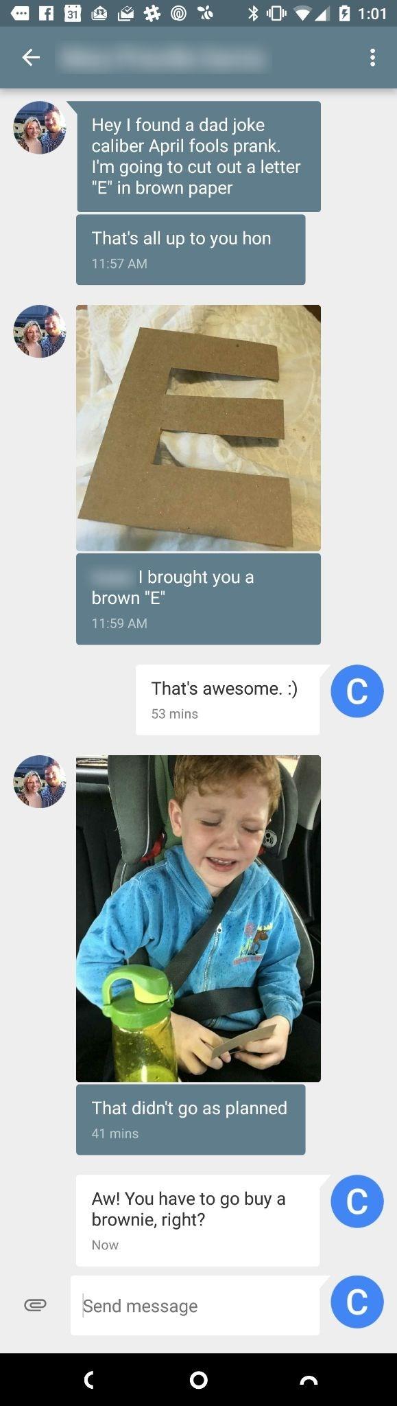 dad jokes parenting texting - 8795218432
