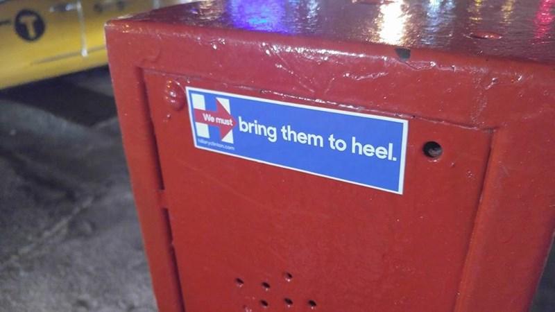 Hillary Clinton Democrat - 8795333376