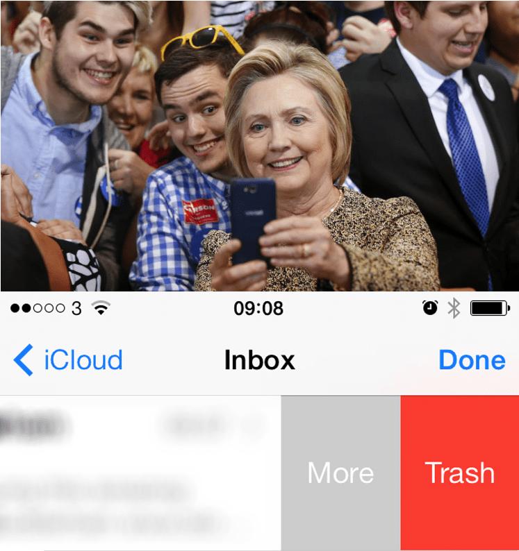 Hillary Clinton Democrat - 8795393792