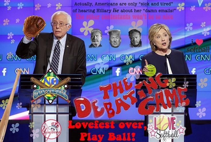 bernie sanders Hillary Clinton Democrat - 8795719424