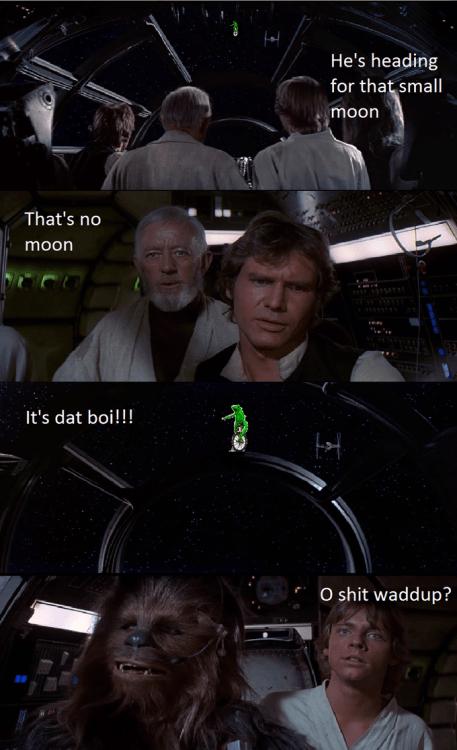 memes frog star wars How Do You Even Destroy It?