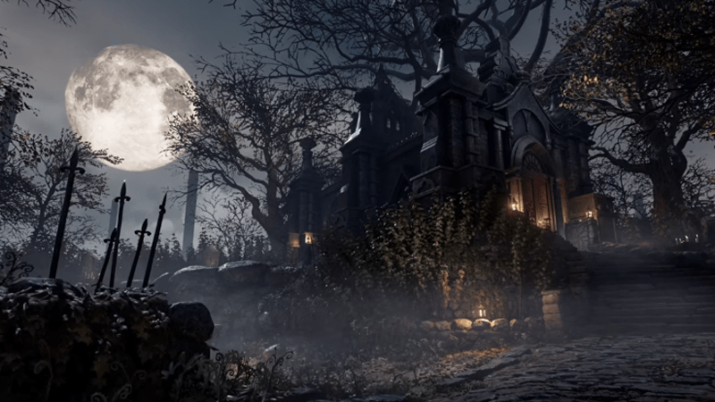 artist-recreates-bloodborne-unreal-engine-4