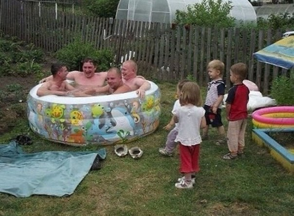 kids summer pool parenting - 8796203520