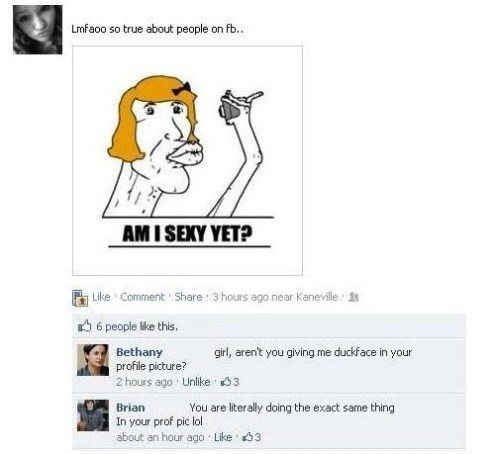 failbook,facebook,duckface