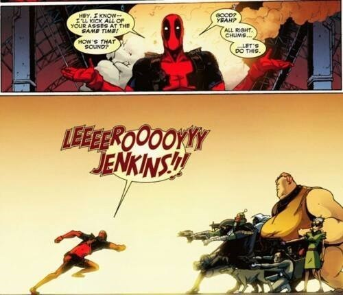 superheroes-web-comics-deadpool-leeroy-jenkins-charge