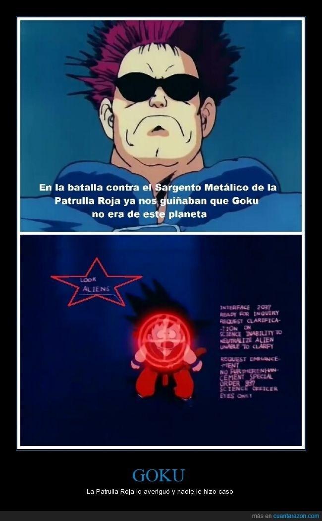 goku el alien