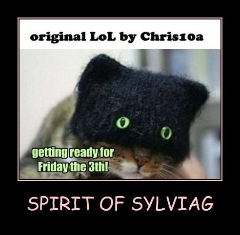SPIRIT OF SYLVIAG