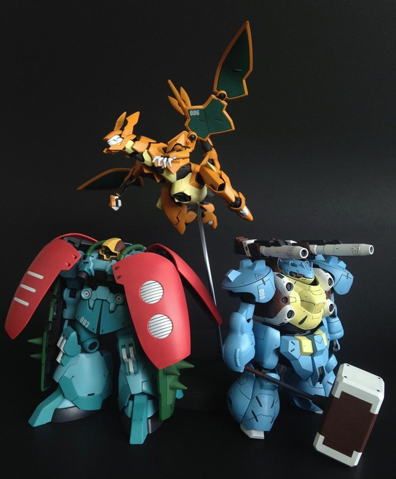 Pokémon Meets Gundam in a Beautifully Creative Display of Things We Didn't Know We Needed