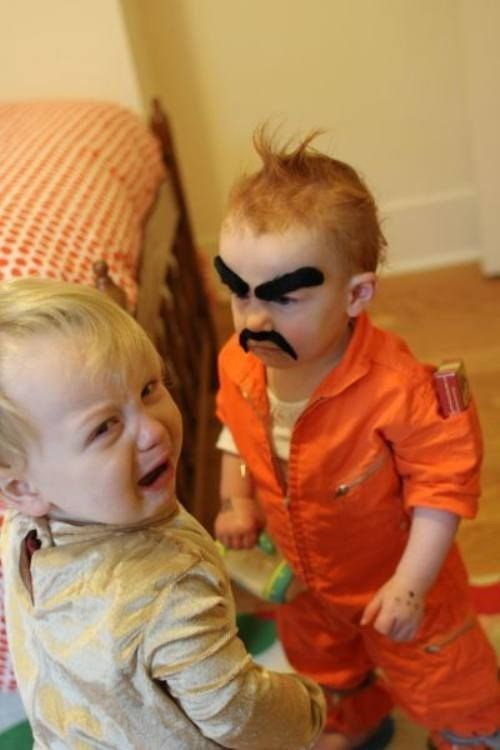 baby costume prison parenting - 8796784640  sc 1 st  Cheezburger & Donu0027t Mess With Prison Break Baby - Parenting - crazy parenting ...