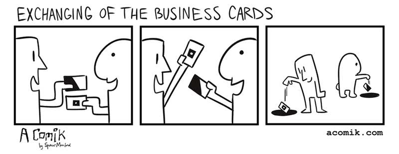 social-networking-business-card-exchange-web-comics