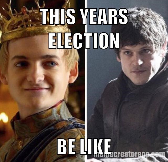 this years election be like