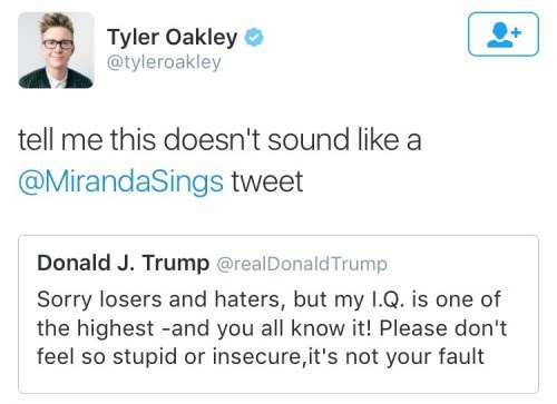 image tweet donald trump This Is a Real Tweet by a Presidential Candidate