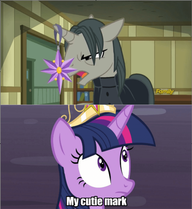 a hearth's warming tail my cutie mark twilight sparkle professor flintheart Severus Snape - 8797176320