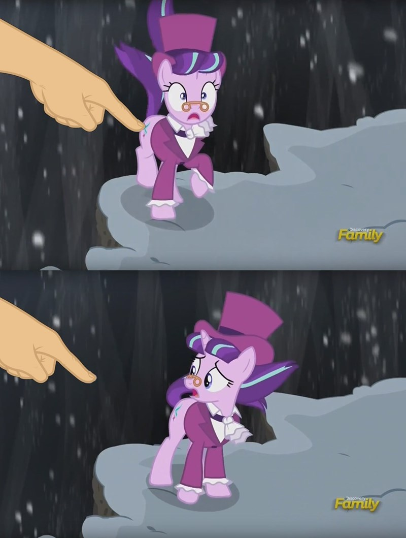 a hearth's warming tail starlight glimmer snowfall frost - 8797207552