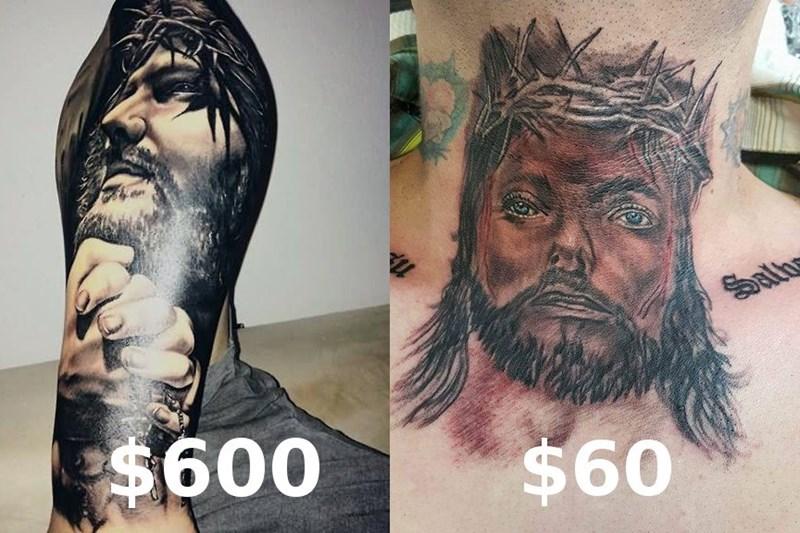 FAIL tattoos Ugliest Tattoos classic image - 8797389568